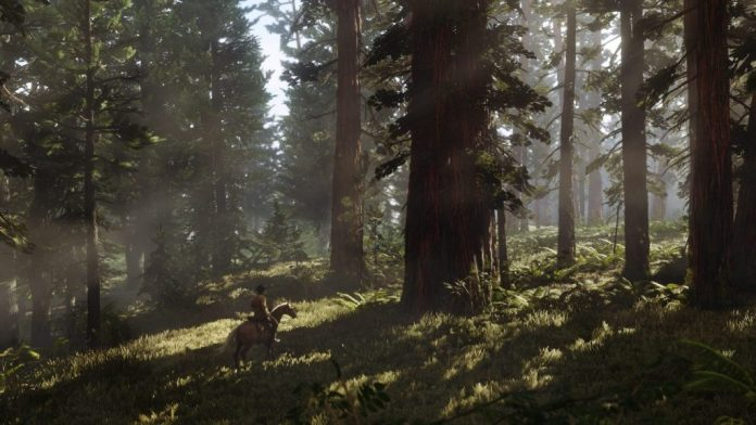 Red Dead Redemption 2 official screenshot
