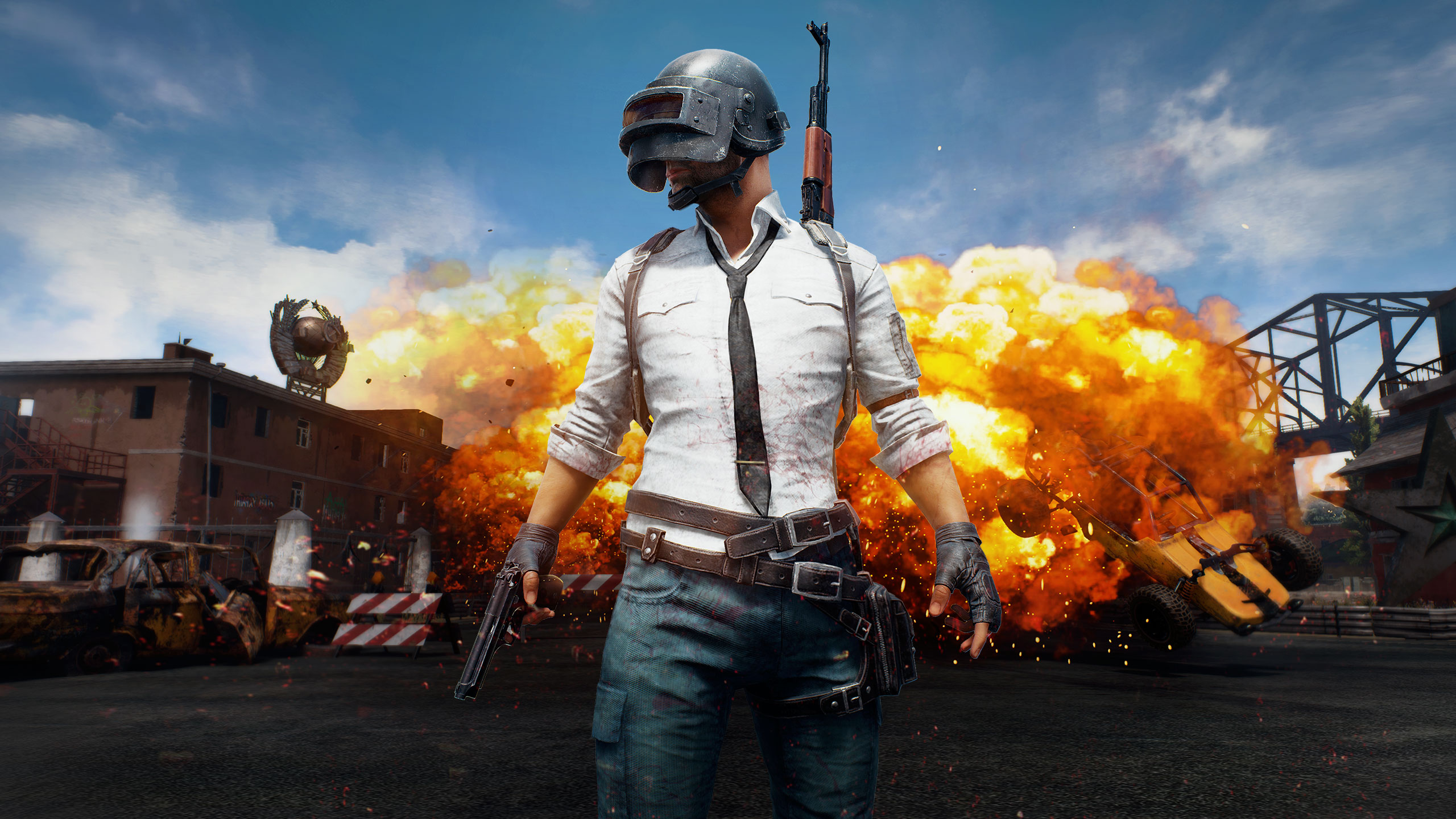 PlayerUnknowns Battlegrounds Getting 2 New Maps