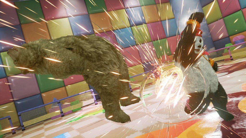 Tekken 7 Kuma Vs Panda Screenshot