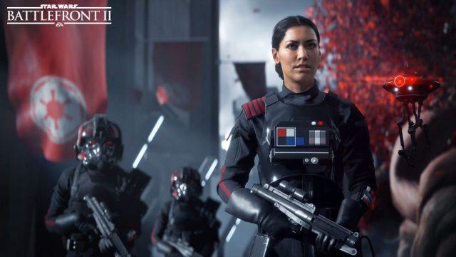 Star Wars Battlefront II Iden Versio