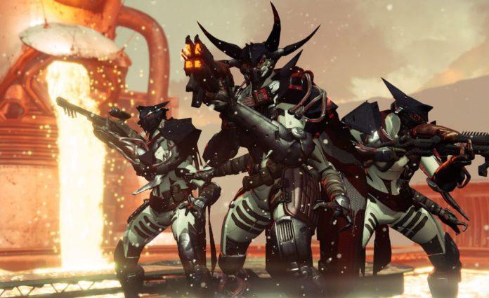 Destiny The Fallen Eliksni screenshot