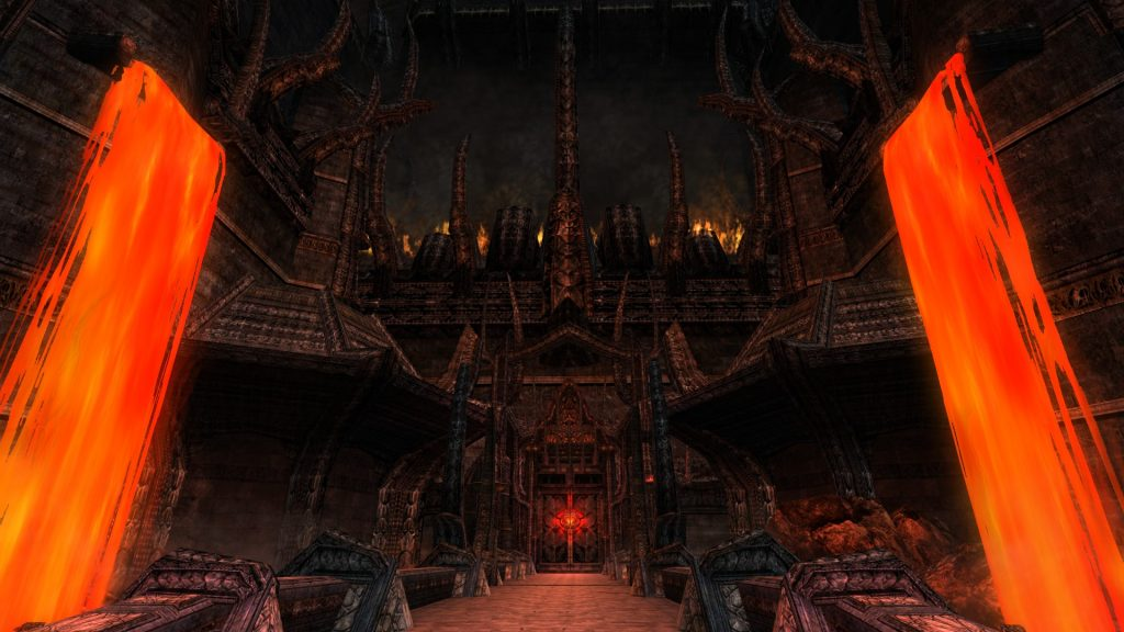 Lotro Mordor Expansion looks epic! New High Elf race, level