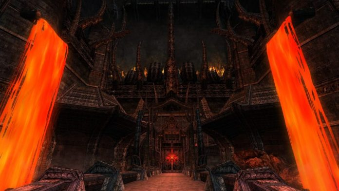Lotro Mordor Screenshot Udun
