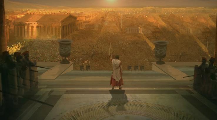 Age of Empires 4 announcement trailer screenshot