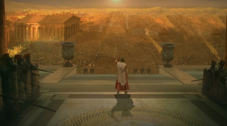 Age of Empires 4 announcement trailer screenshot