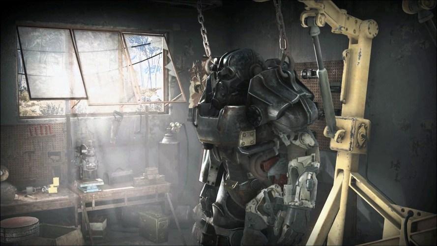 Fallout 4 wallpaper mods