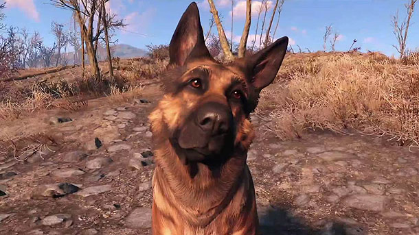 Fallout 4 mods Everyone's Best Friend dogmeat + companion same time mod