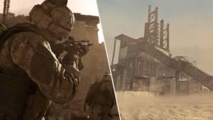 Call Of Duty Rust Modern Warfare