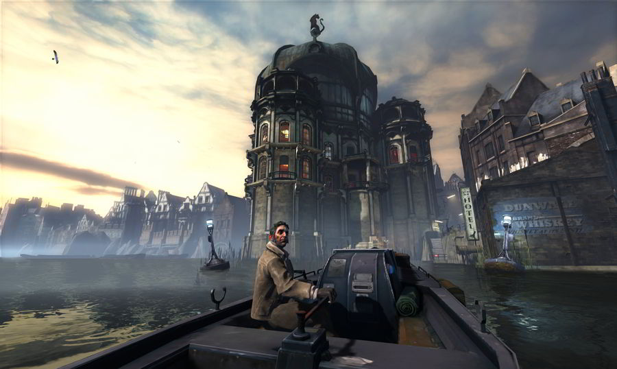 dishonored guide rune location