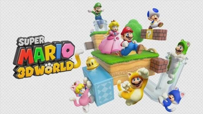 Super U Wii Mario Newer