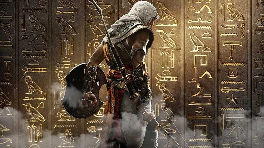 Image result for assassin's creed origins footer