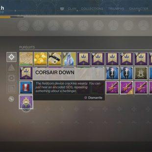 Corsair Down Destiny 2 - Idee per la decorazione di interni - coremc us