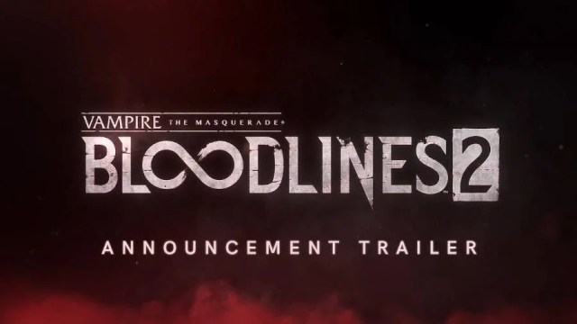 Vampire: The Masquerade – Bloodlines 2 Announced | Best Headphones
