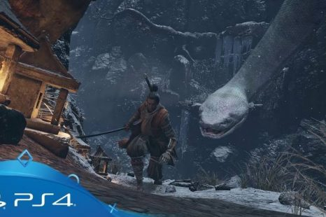 Sekiro: Shadows Die Twice Gets New Trailer Showcasing The