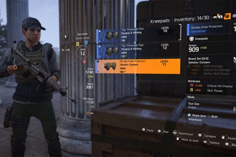 The Division 2 Brand Set Bonuses Guide