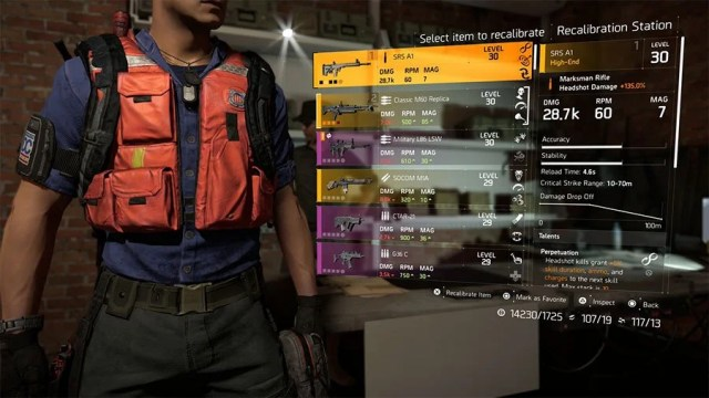 The Division 2 Recalibration Station Guide | Best Headphones