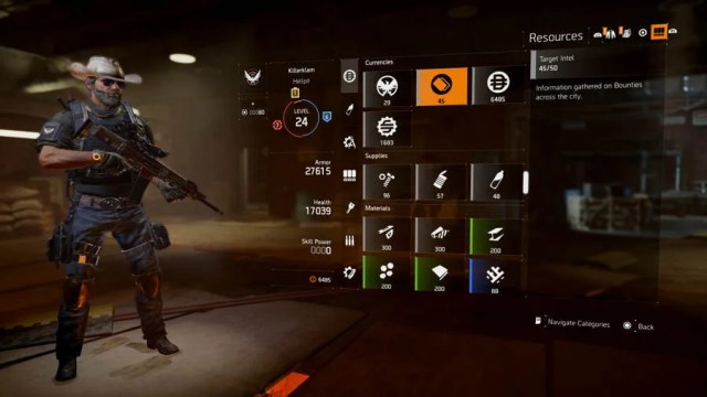 Where To Find Target Intel In The Division 2 | Best Headphones