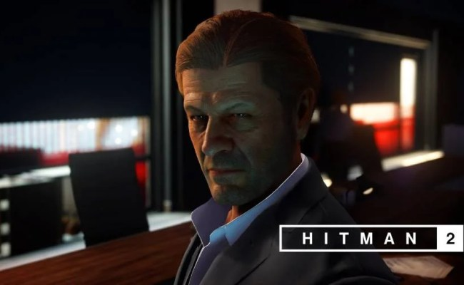 Hitman 2 Elusive Target The Undying Returns Now Live