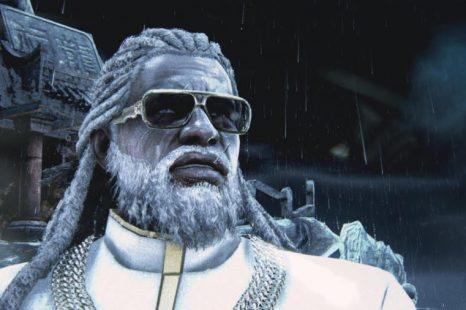 Zafina and Leroy Smith Coming to Tekken 7