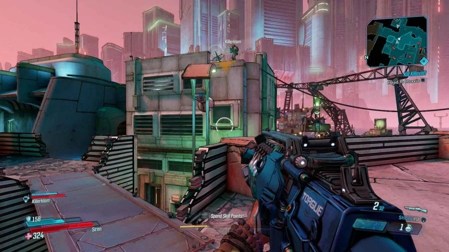 Lectra City Crimson Radio How To Get 900x506 - Borderlands 3 - Lectra City, guida alle sfide