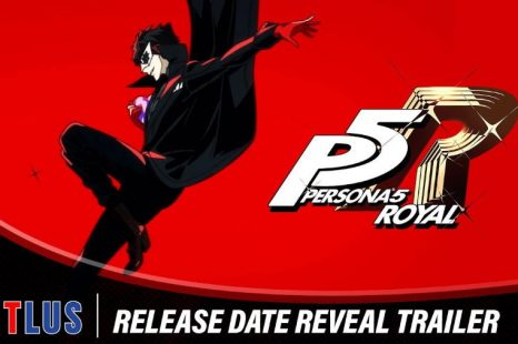 Persona 5 Royal Launching Stateside March 31
