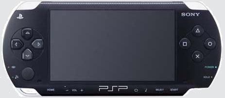 PSP-1001 Straight On