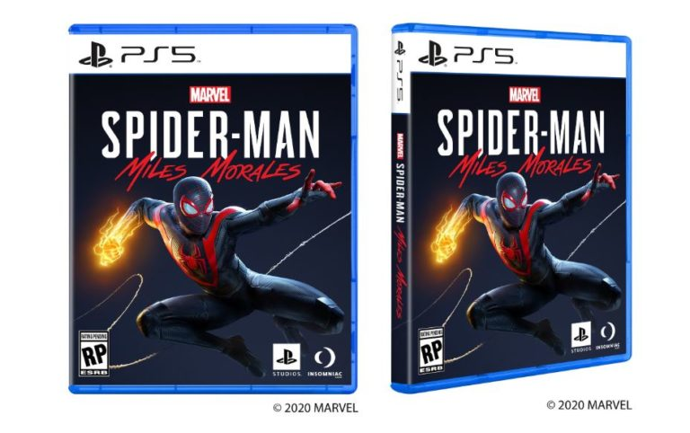 PS5 Game Boxes