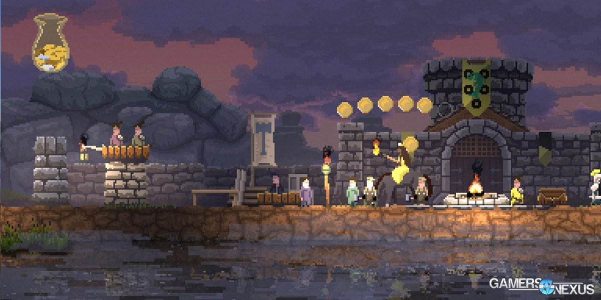 Kingdom Game Review Capitalism In The Feudal Age