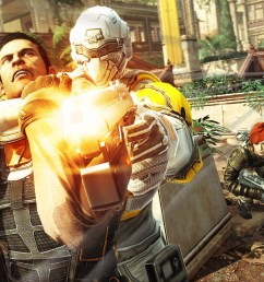 the game in action for in an 18 minute long video but these screenshots are just as good fuse is set to release on march 2013 on the xbox 360 and ps3  [ 1920 x 1080 Pixel ]