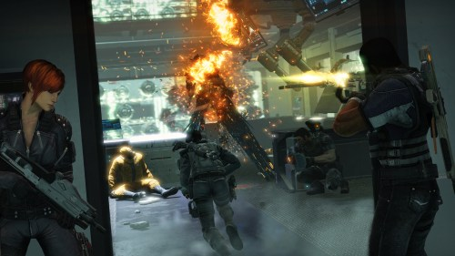 small resolution of  the game in action for in an 18 minute long video but these screenshots are just as good fuse is set to release on march 2013 on the xbox 360 and ps3