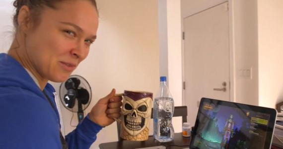 Vin Diesel y Ronda Rousey son fanaticos de World of Warcraft GamersRD