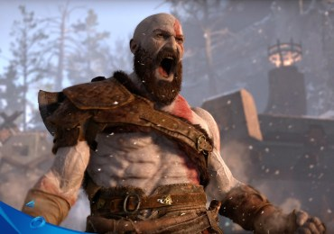 El tráiler de 'God of War' supera los 15 millones de views y mira como Sony lo celebra