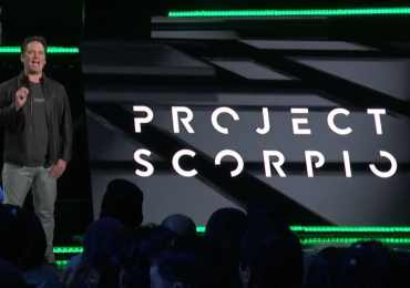 Phil Spencer probó la primera unidad de Project Scorpio-GamersRD