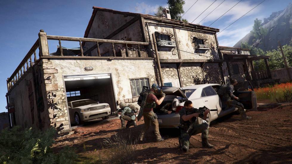 Una nueva provincia para beta abierta de Ghost Recon Wildlands