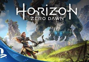 Mira el nuevo gameplay de Horizon Zero Dawn -GamersRD
