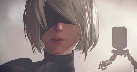 Mira el nuevo trailer de NieR Automata que muestra batallas y escenas dramáticas-GamersRD
