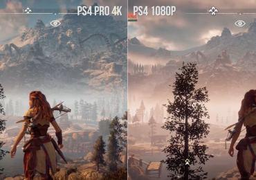 Mira la comparación de gráficos de Horizon Zero Dawn en PS4 vs PS4 Pro-GamersRd