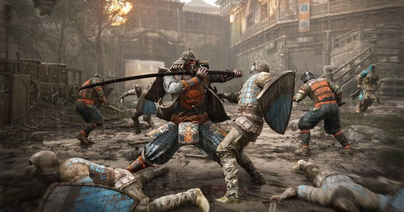 Ubisoft podría estar baneando a usuarios inocentes en For Honor-GamersRd