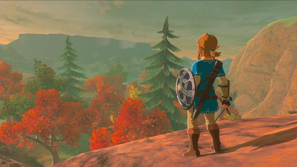 The Legend of Zelda Breath of the Wild-GamersRD