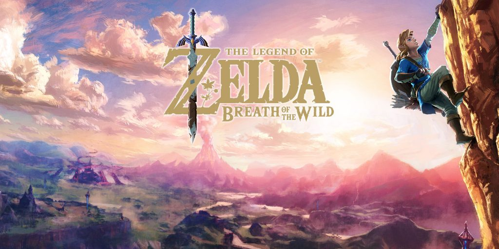 The Legend of Zelda Breath of the Wild-GamersRD