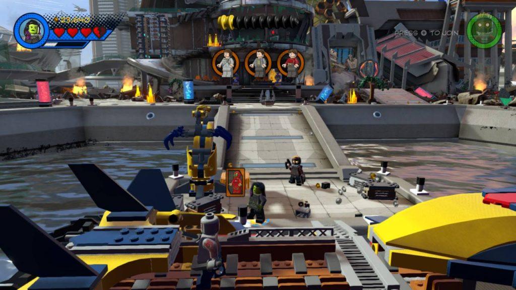 LEGO Marvel Super Heroes 2-Review-1-GamersRD
