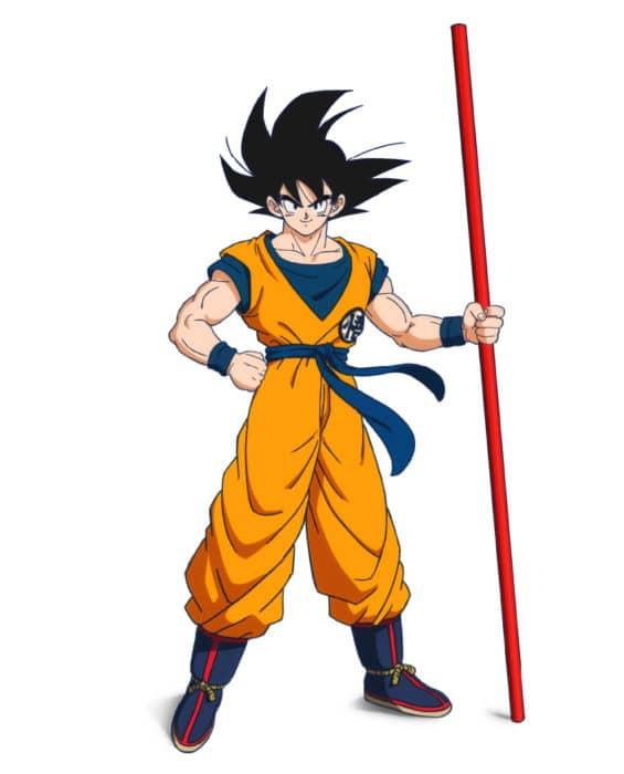 Dragon Ball - Goku-GamersRD