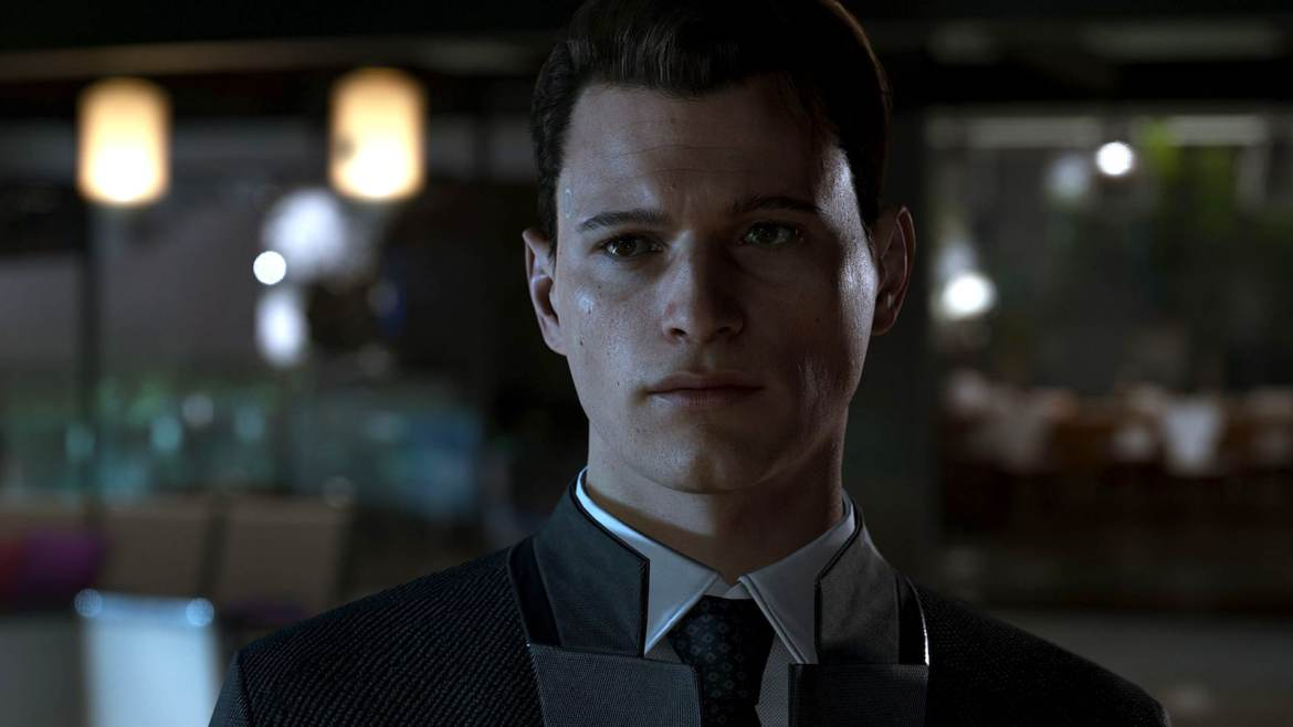 Detroit-Become Human -Connor-Review-GamersRD