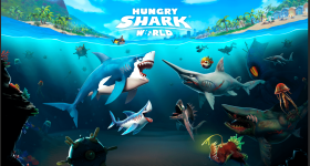 Hungry Shark Wolrd -GamerSRD