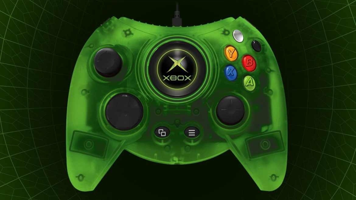 Hyperkin Duke Xbox One Green Controller -gAMERSrd