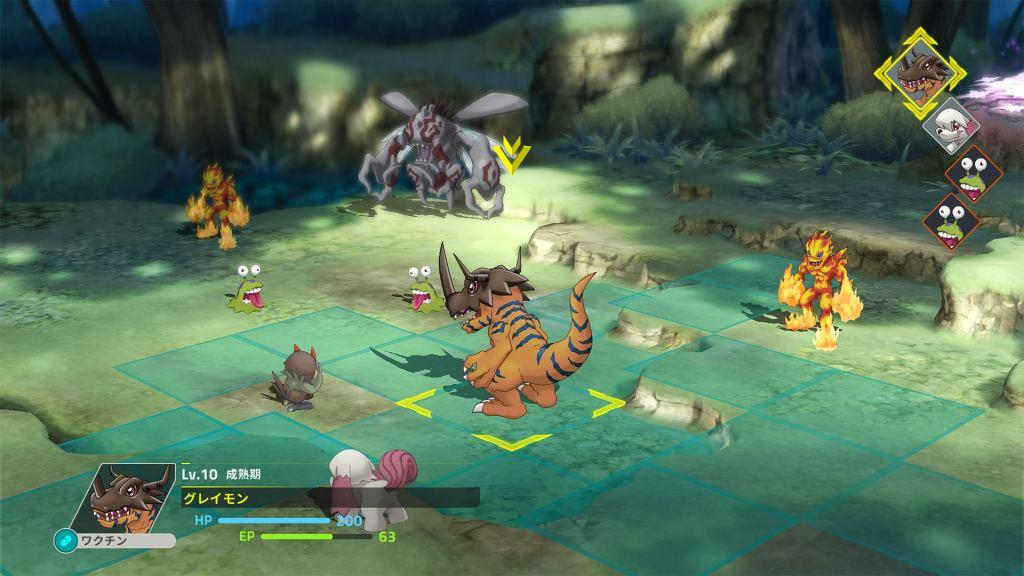 Digimon Survive 1--GamersRD