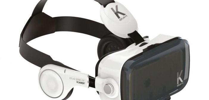 [Test] Casque VR Keplar une immersion à prix moyen