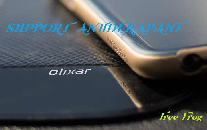 [Test] Support antidérapant OLIXAR