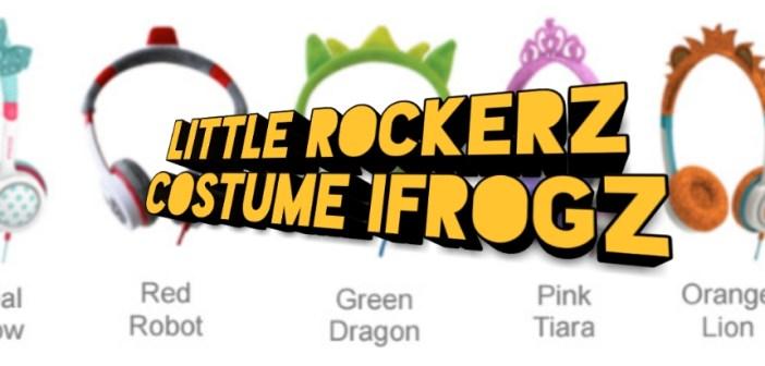 [Test] Casque Little Rockerz Costume