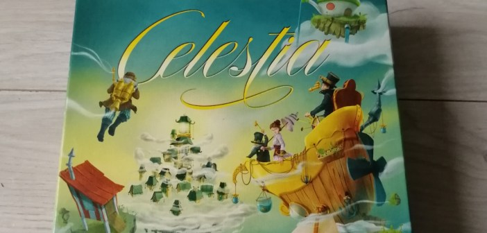 [Avis] Celestia (BLAM ! )